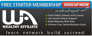 Wealth Affiliate sign up